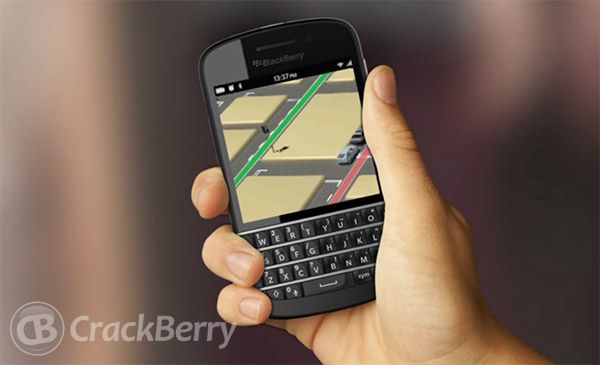 BlackBerry 10 con teclado físico, primeras imágenes 30