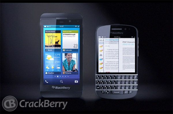 BlackBerry 10 con teclado físico, primeras imágenes 31