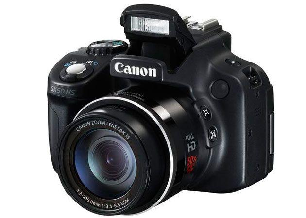 Canon PowerShot SX50 HS, la superzoom total