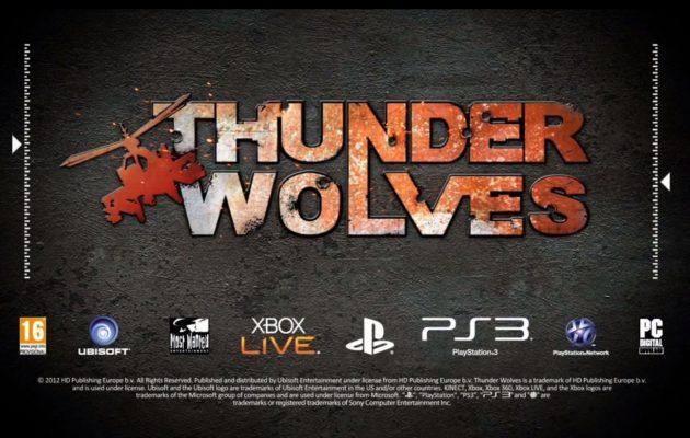Thunder Wolves, impresionante shooter de helicópteros de Ubisoft 28