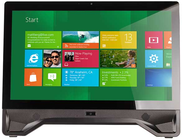 GIGABYTE anuncia su primer AIO con Windows 8 33