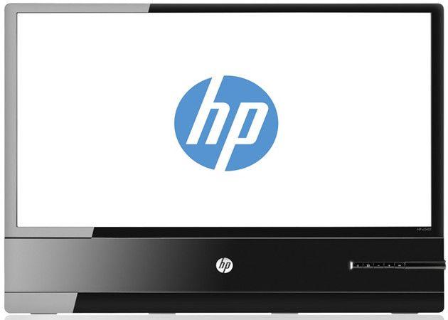 HP 2401 Nuevo monitor HP de 11 milímetros de grosor