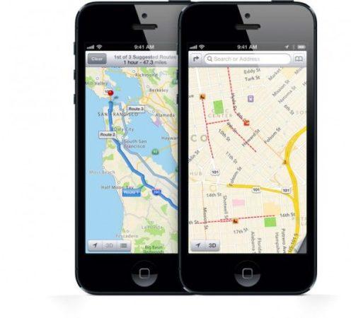 Google Maps para iOS 6 llegará para finales de año