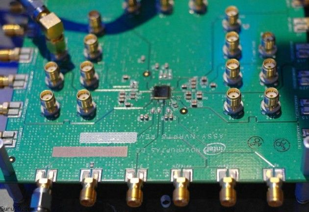 Intel muestra Rosepoint, el SoC Atom con Wi-Fi 30