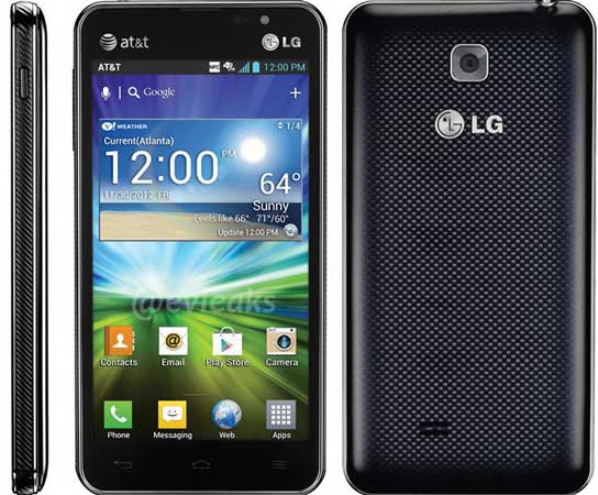 LG Escape, otro smartphone Android de gama media 28