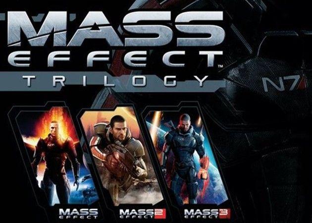 BioWare anuncia Mass Effect Trilogy 29