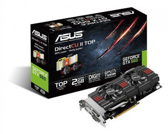 NVIDIA GeForce GTX 650 y GTX 660