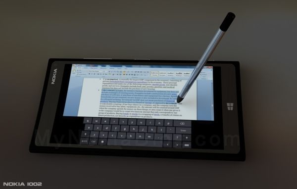 Phablet Nokia con Windows 8 29