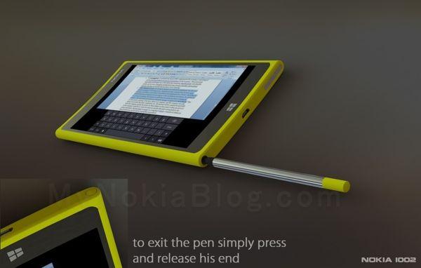 Phablet Nokia con Windows 8 30