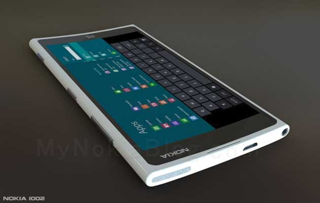 Phablet Nokia con Windows 8 28