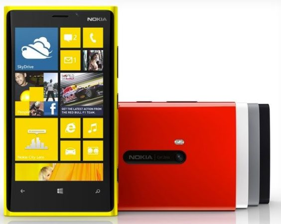 Nokia Lumia 920 564x450 Nokia Lumia 920, abran paso a Windows Phone 8