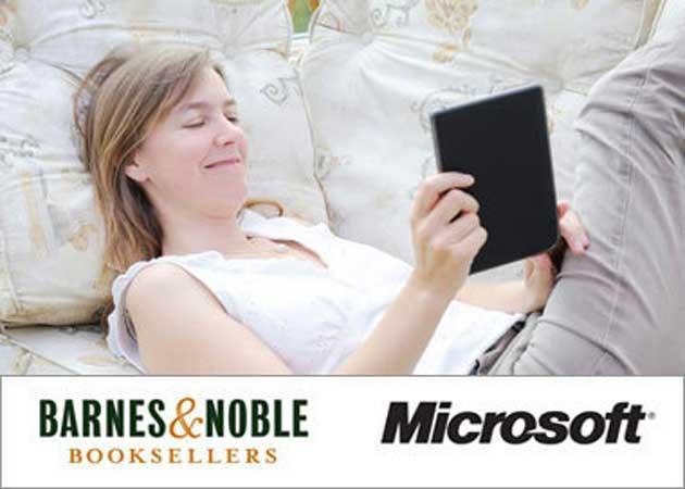 ¿Tablet Nook con Windows 8? 30