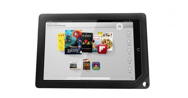 B&N presenta la segunda generación de los tablets Nook 30