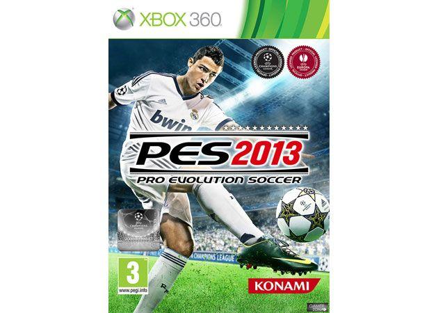 PES 2013 estará disponible el 20 de septiembre