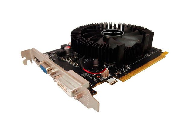 Análisis PNY GeForce GT640