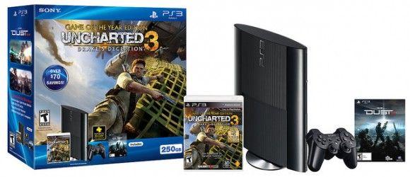 Sony presenta la PS3 Súper Slim 30