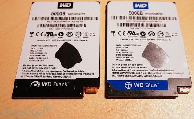 Western Digital lanza sus HDs híbridos de 5mm, perfectos para ultrabooks 27