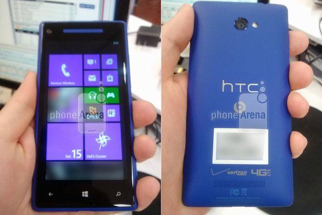 Primeras imágenes del HTC 8X, smartphone con Windows Phone 8 29