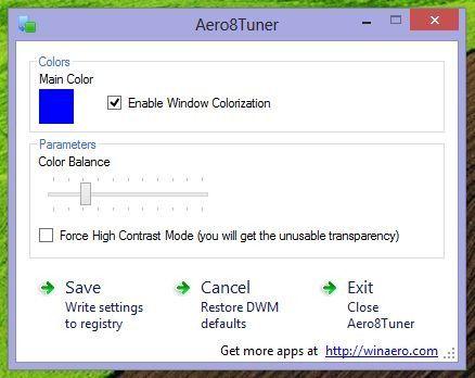 Activa y personaliza Aero Glass en Windows 8 30
