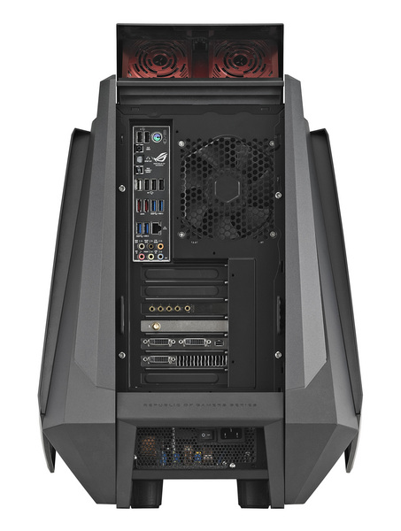 ASUS ROG TYTAN CG8890, lanzamiento de la súper-máquina de juegos 29