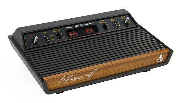 La Atari 2600 más potente del mundo, 22.857 veces la original