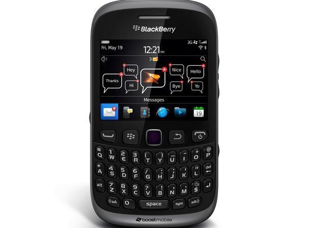 EL servicio de email y mensajería de BlackBerry, fuera de servicio en EMEA 36