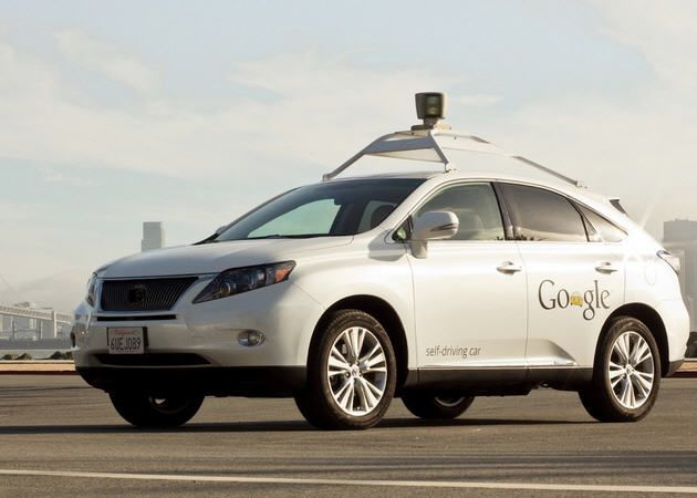 El coche sin conductor de Google, a punto de ser legal en California 28
