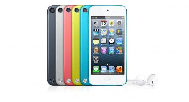 iPod touch 5G: especificaciones, características y precio 38