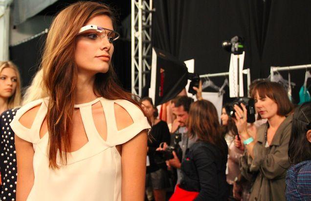 Google Glass, protagonista en la New York Fashion Week 31