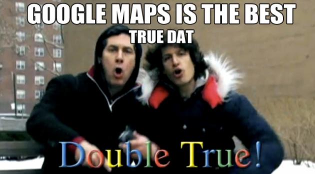 Google trabaja en un Maps iOS 6 para solucionar el 'Apple Mapocalipse' 33