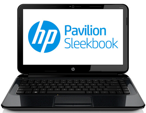 Cambiar Windows 8 de HP Pavilion SleekBook 14
