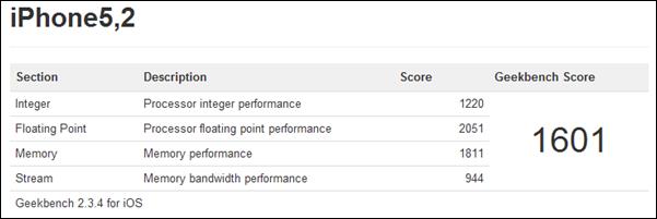 Apple A6, rendimiento impresionante -doble núcleo a 1,02 GHz- 29