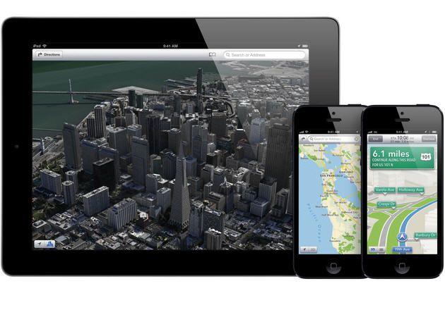 Los llegada de los mapas de Apple a iOS 6, un desastre 29