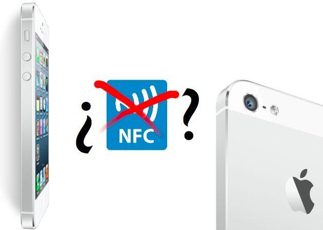 ¿Por qué iPhone 5 no integra NFC? 36