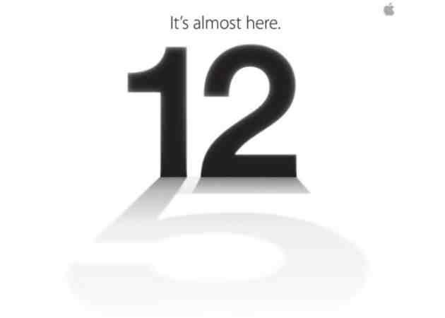 Keynote Apple 12 de septiembre, síguela con nosotros en directo