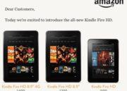 "Nuevos tablets Amazon Kindle Fire: HD, HD 8,9"" y HD 8,9"" 4G 46"
