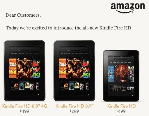 "Nuevos tablets Amazon Kindle Fire: HD, HD 8,9"" y HD 8,9"" 4G 37"