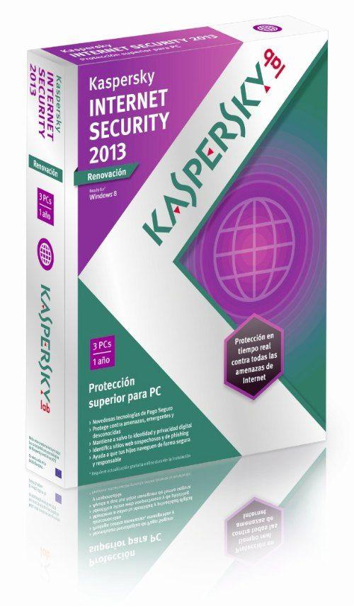 Presentados Kaspersky Internet Security y Kaspersky Anti-Virus 2013