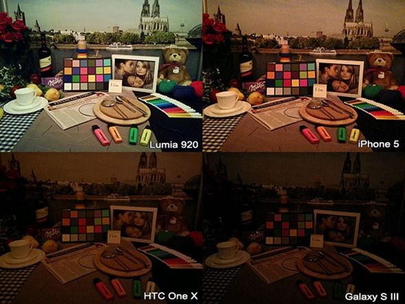 Comparativa fotos