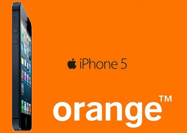 Precio iPhone 5 en Orange: alta, renove y migración