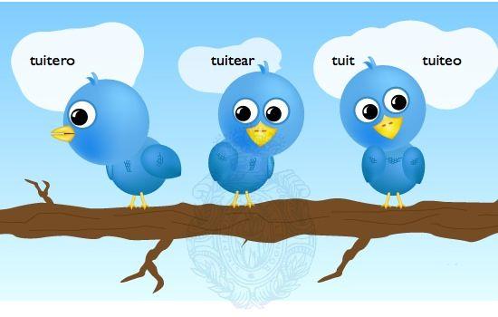 Tuit, tuitear, tuitero y tuiteo han sido aprobadas por la RAE 33