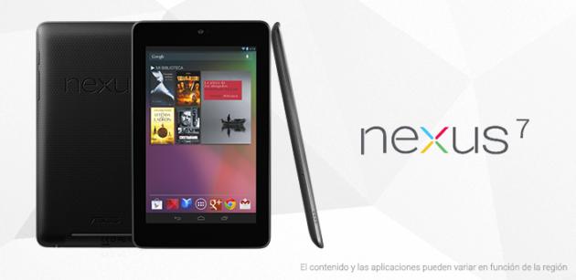 Google Nexus 7, primer contacto 28