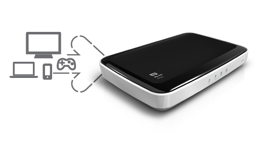 Western Digital My Net N750 HD Dual-Band Router 34