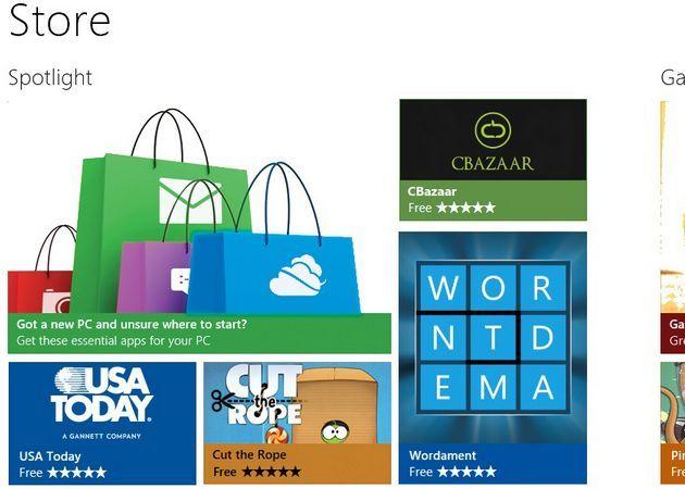 Microsoft abre su tienda de aplicaciones Windows Store 31