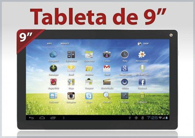 Tablet Android Prixton, promoción El Mundo, veamos si merece la pena