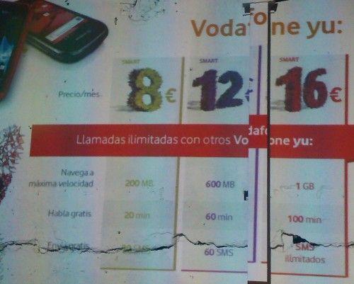 Vodafone Yu, así es la nueva propuesta para jóvenes de Vodafone 29