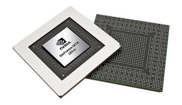 Nuevas gráficas GeForce GTX 680MX, GTX 675MX y GTX 670MX