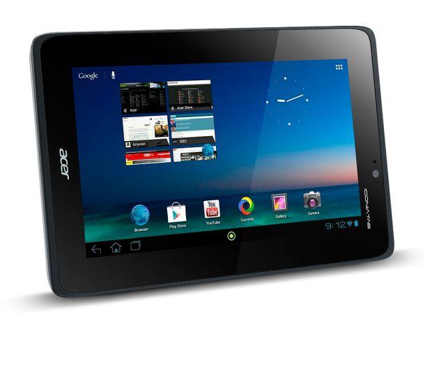 Acer también en la lucha de tablets de 7 pulgadas, Iconia A110 34