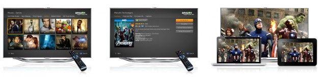 Amazon Instant Video llega a las SmartTVs Samsung 2012 34