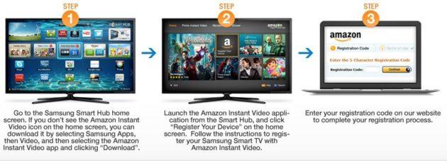 Amazon Instant Video llega a las SmartTVs Samsung 2012 35